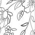 Minimaliste Fleurs